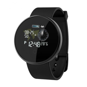 "Ceas Smartwatch, Bluetooth, Display 1.04"" IPS, Monitorizare ritm cardiac, Somn, GPS0"