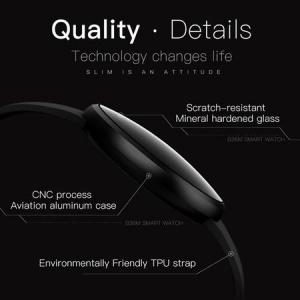 "Ceas Smartwatch, Bluetooth, Display 1.04"" IPS, Monitorizare ritm cardiac, Somn, GPS1"