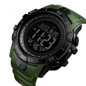 Ceas Sport Militar Digital Barbati Alarma Cronometru Rezistent la apa si socuri1