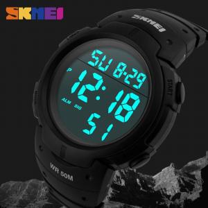 Ceas Sport Skmei Digital Cronometru Data Alarma [2]