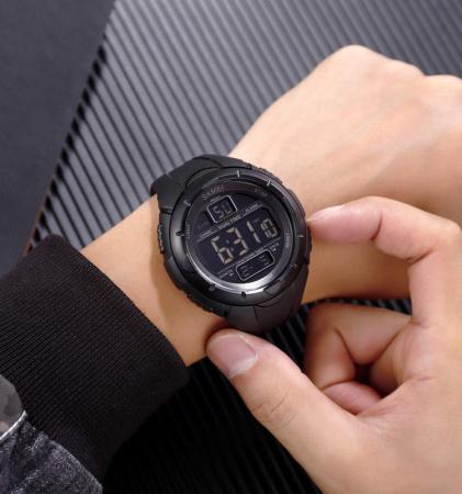 Skmei Ceas sport Dual Time Cronometru Alarma [4]
