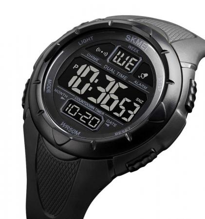 Skmei Ceas sport Dual Time Cronometru Alarma [1]