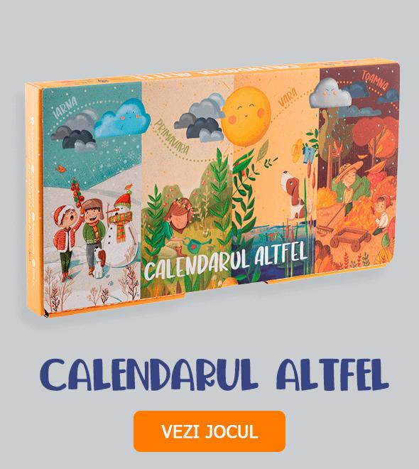 Banner Calendarul Altfel