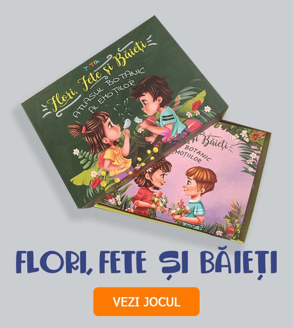 Banner Flori Fete si Baieti