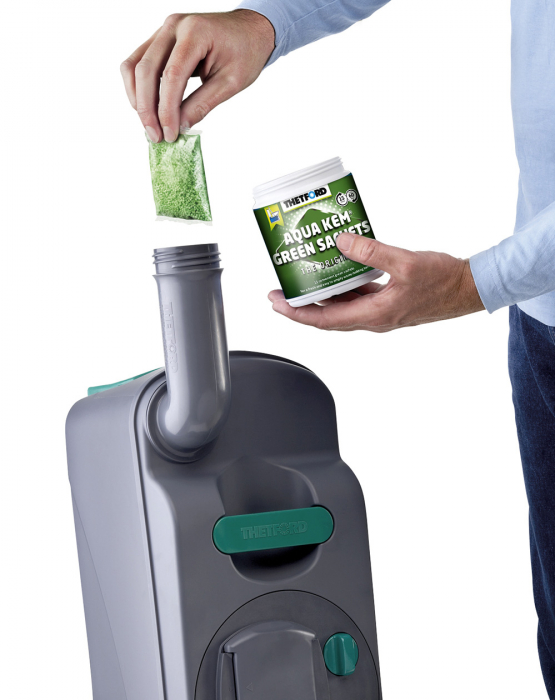 Aqua Kem Green Sachets - Saculeti predozati solubili - Dezinfectant ecologic - Thetford [1]