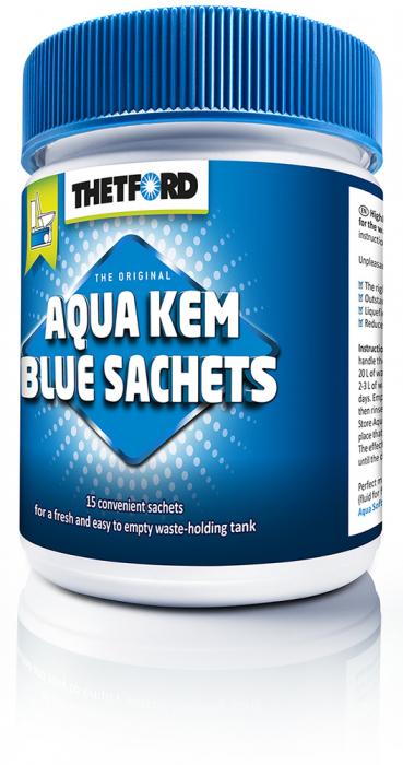 Aqua Kem Sachets - Thetford - Saculeti predozati [2]