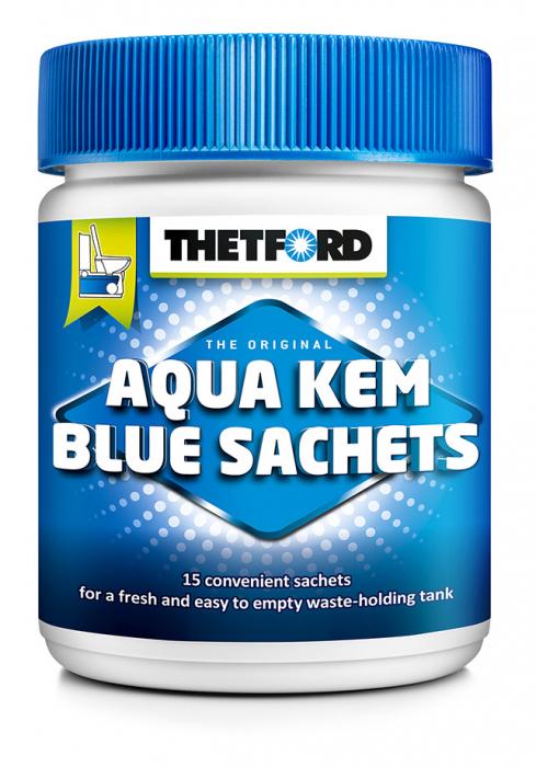Aqua Kem Sachets - Thetford - Saculeti predozati [0]
