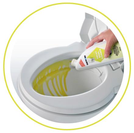 Toilet Bowl Cleaner - Solutie pentru curatarea vasului de toaleta Porta Potti [2]