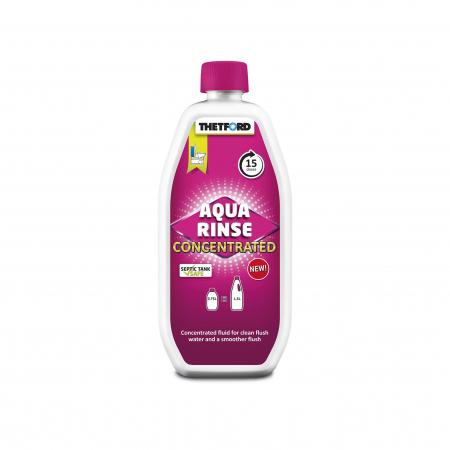 AQUA Rinse (Solutie concentrata) - Odorizant si lubrifiant pentru toaleta portabila Porta Potti - 750ml [1]