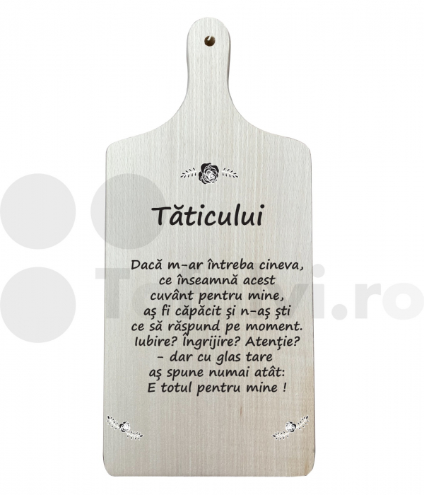 "Fund pictat ""Taticului"" 0"