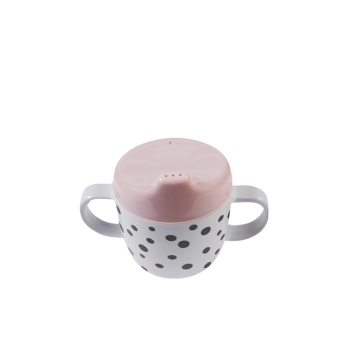Canuta cu cioc si manere Pink Dots [0]