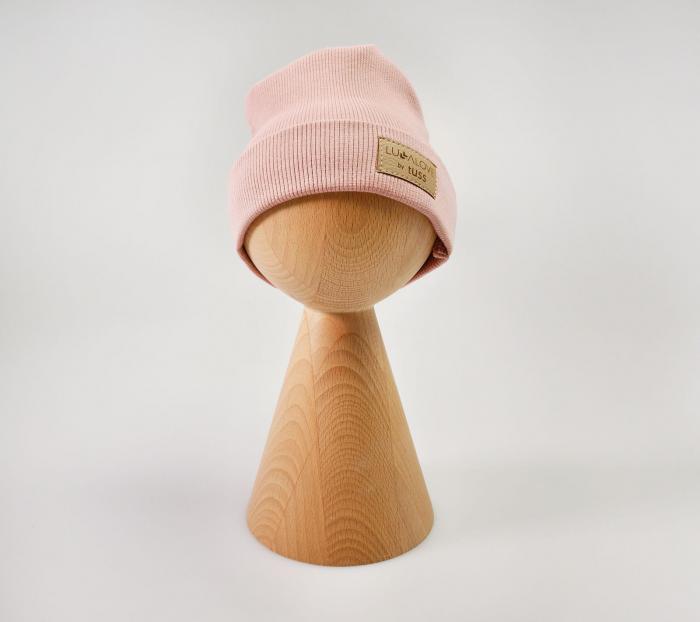 Caciulita (nou nascut) Lullalove Pink [1]