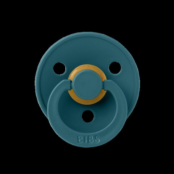 2 Pack Bibs Nordic Mint / Forest Lake Size 1 (0-6 luni) - Bibs Denmark [2]