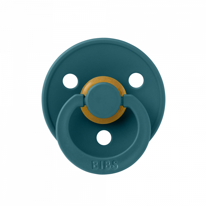 2 Pack Bibs Nordic Mint / Forest Lake Size 2 (6-18 luni) - Bibs Denmark [2]