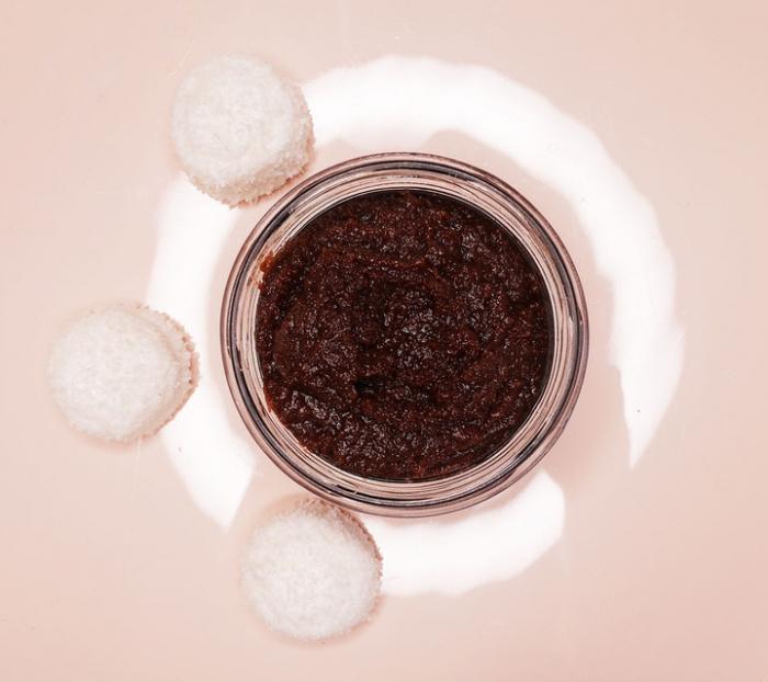 Sare exfolianta cu Miere si Ciocolata 2