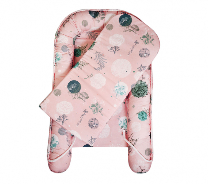 Baby Nest LullaLove - Rose Garden [1]