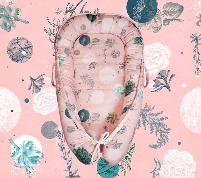 Baby Nest LullaLove - Rose Garden [0]