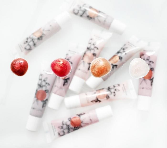 Lip Gloss Juicy Pink [2]