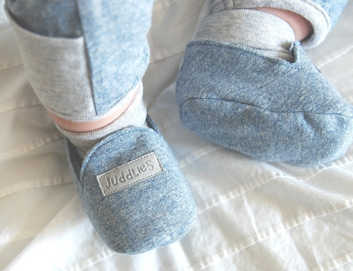 Cipicei Bumbac Organic Blue Denim by Juddlies 1