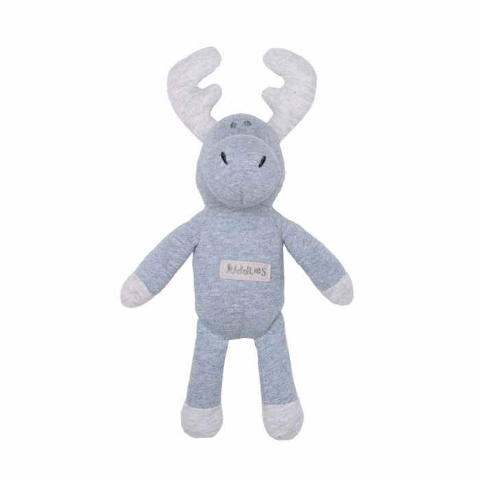 Jucarie Nou Nascut Rattle Blue Denim 0
