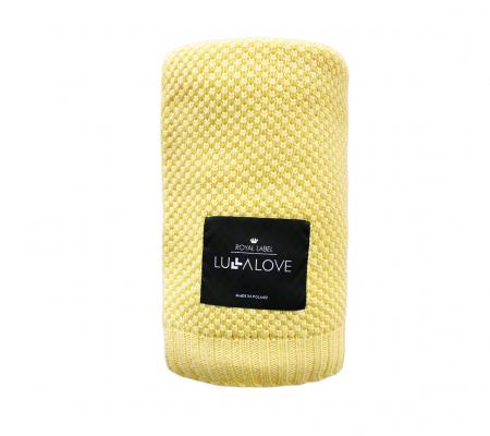 Patura bambus 80 x 100cm - Lemon Macaroon [0]
