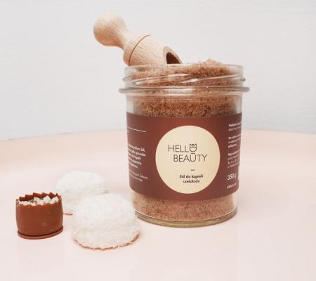 Sare de baie - Miere si Ciocolata (350gr)0