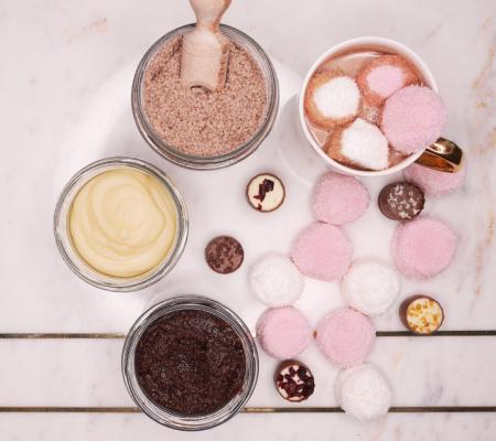 Sare de baie - Miere si Ciocolata (350gr)2