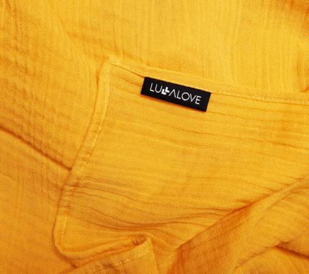 Muselina plisata din Bambus - Mango [2]
