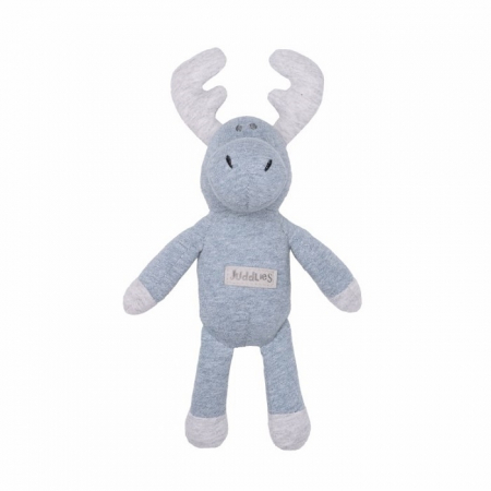 Jucarie Nou Nascut Rattle Blue Denim0