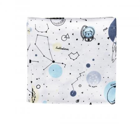 Muselina de infasat  - 100 x 100cm - Space [0]