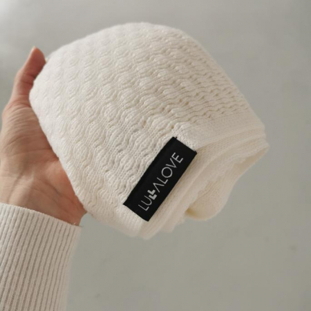 Patura Butterfly Bambus 100% - Coconut [3]