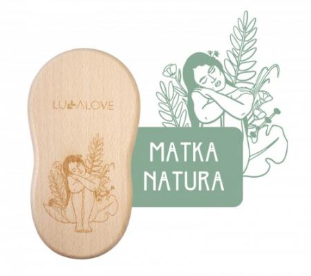 Perie masaj mediu TAMPICO® - Editie Limitata Mama Natura [0]