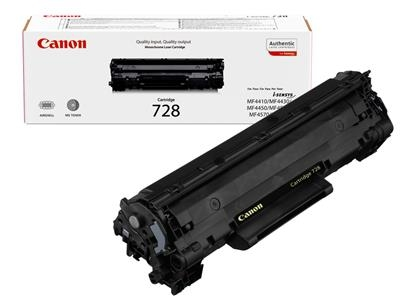 Cartus toner Canon Black CRG-728 0