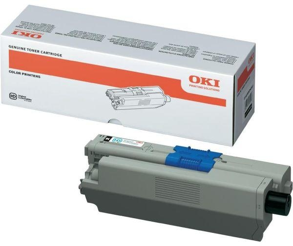 Cartus toner OKI black 44469803 0