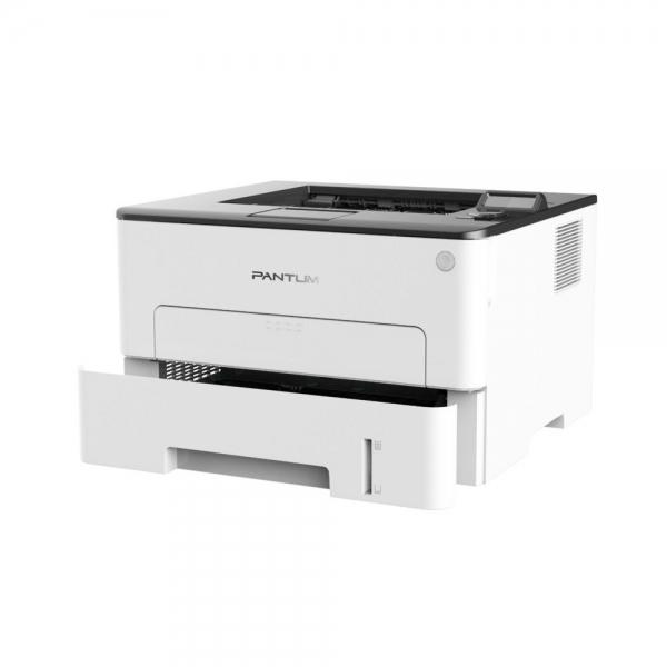 Imprimanta Pantum P 3305 DW Laser Print,  Duplex, NFC, 33ppm, Wifi, LAN 1