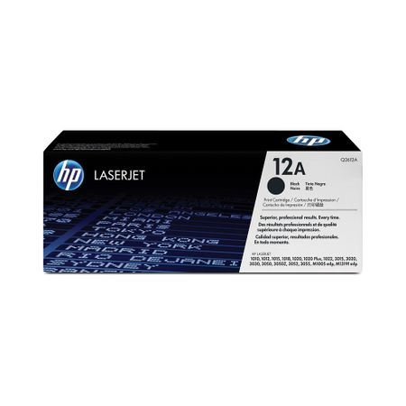 Cartus toner HP 12A Black Q2612A 0