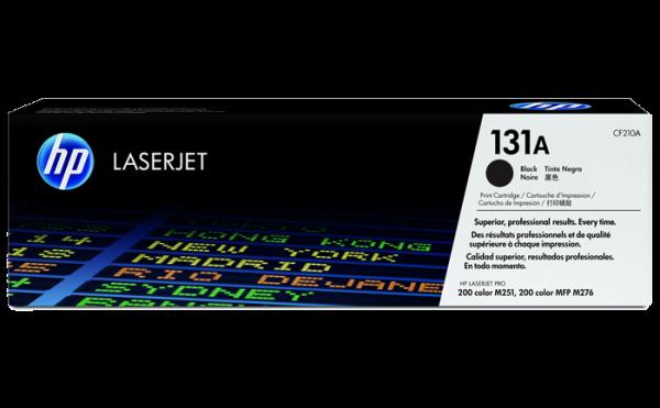 Cartus toner HP 131A Black CF210A 0