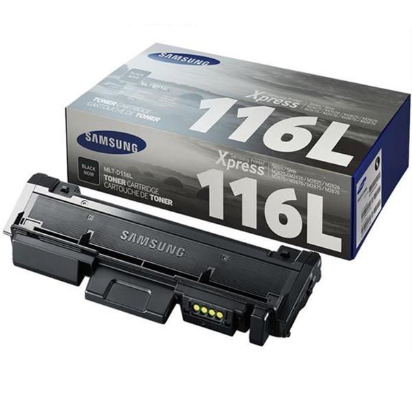 Cartus toner Samsung Black cap. mare MLT-D116L 0