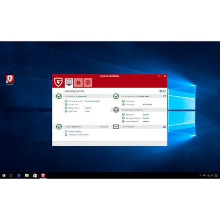 G DATA Antivirus, 1 PC, 1 An, Licenta Noua 1