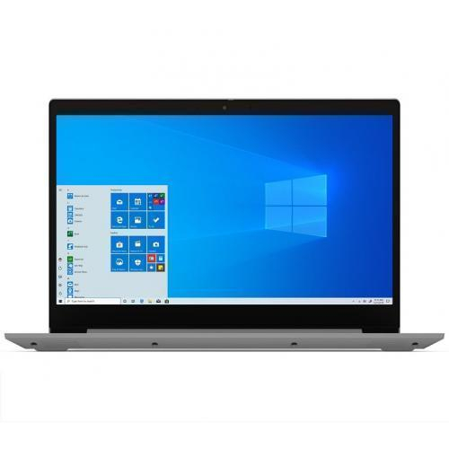 "Laptop Lenovo IdeaPad 3 15IIL05 cu procesor Intel® Core™ i5-1035G1 pana la 3.60 GHz, 15.6"", Full HD, 4GB, 512GB SSD, Intel® UHD Graphics, Free DOS, Platinum Grey 1"