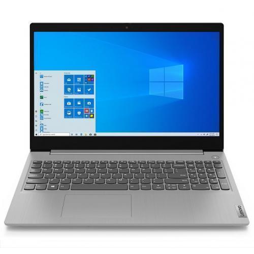 "Laptop Lenovo IdeaPad 3 15IIL05 cu procesor Intel® Core™ i5-1035G1 pana la 3.60 GHz, 15.6"", Full HD, 4GB, 512GB SSD, Intel® UHD Graphics, Free DOS, Platinum Grey [5]"