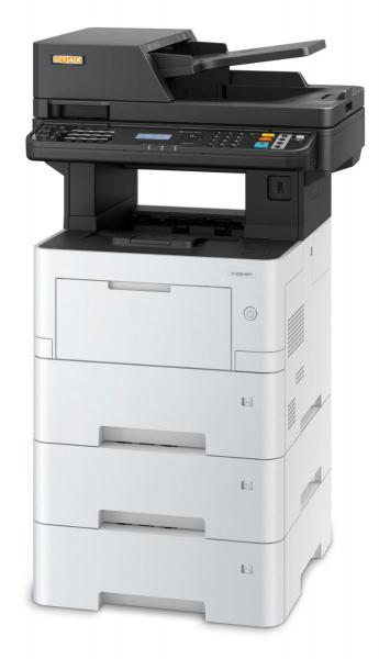 Multifunctional Laser monocrom UTAX P-4536MFP A4, 45 ppm, 1200dpi, 1GB RAM, USB2.0, LAN, Print, Copy, Scan, Fax 1