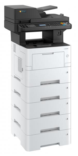 Multifunctional Laser monocrom UTAX P-4536MFP A4, 45 ppm, 1200dpi, 1GB RAM, USB2.0, LAN, Print, Copy, Scan, Fax 0
