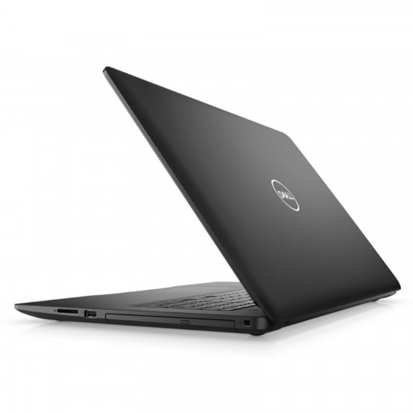 Notebook / Laptop DELL 17.3'' Inspiron  (seria 3000), FHD, Procesor Intel® Core™ i5-1035G1 (6M Cache, up to 3.60 GHz), 8GB DDR4, 512GB SSD, GMA UHD, Linux, Black, 2Yr CIS 0