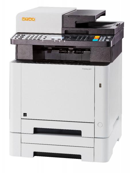 Multifunctional Laser Color UTAX P-C2155W MFP A4, 21 ppm, 600dpi, 512MB RAM, USB2.0, LAN, Wi-Fi, Duplex, Print, Copy, Scan, Fax 0
