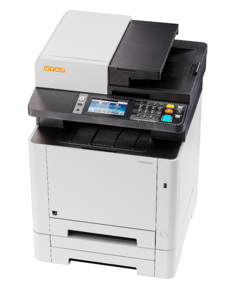 Multifunctional Laser Color UTAX P-C2655W MFP A4, 26 ppm, 1200dpi, 512MB RAM, USB2.0, LAN, Wi-Fi, Duplex, Print, Copy, Scan, Fax 3