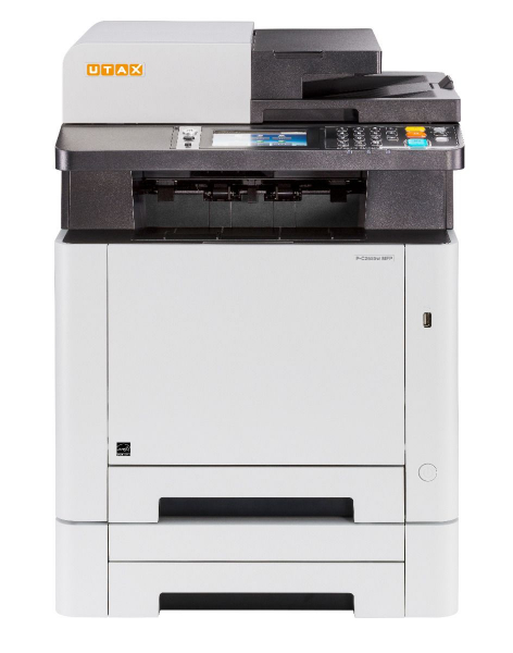 Multifunctional Laser Color UTAX P-C2655W MFP A4, 26 ppm, 1200dpi, 512MB RAM, USB2.0, LAN, Wi-Fi, Duplex, Print, Copy, Scan, Fax 1