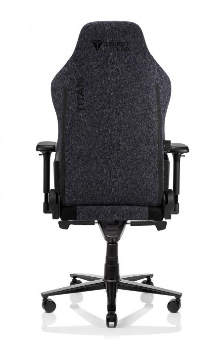Scaun Secretlab TITAN 2020 SoftWeave®  BLACK³ [1]