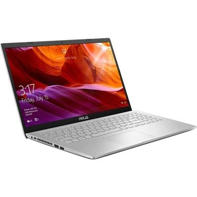 "Laptop ASUS M509DA cu procesor AMD Ryzen™ 3 3250U pana la 3.5GHz, 15.6"" Full HD, 8GB, 256GB SSD, AMD Radeon™ Graphics, Free DOS, Transparent Silver0"
