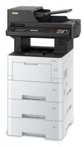 Multifunctional Laser monocrom UTAX P-4536MFP A4, 45 ppm, 1200dpi, 1GB RAM, USB2.0, LAN, Print, Copy, Scan, Fax1